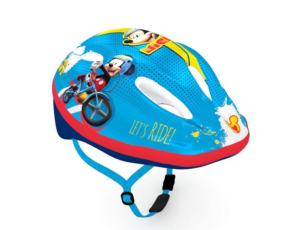 Disney Mickey gyerek sisak - kék - M (52-56 cm)