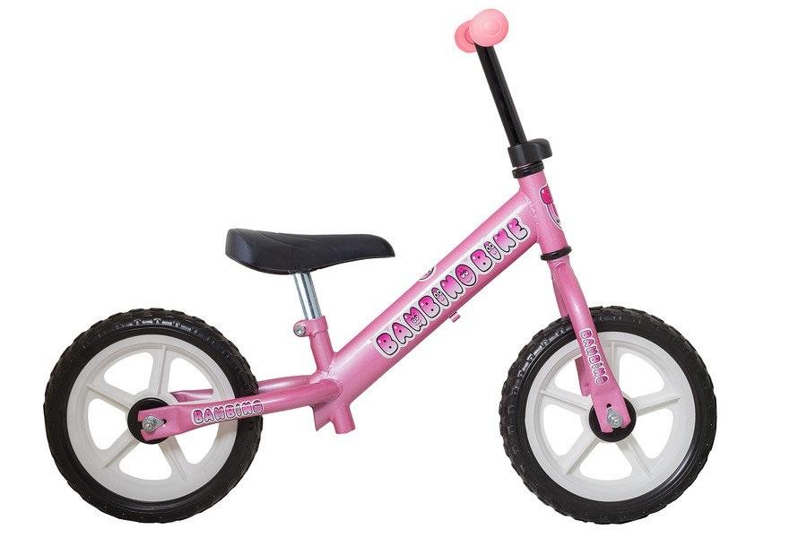 Koliken Bambino Easy futókerékpár - rózsaszín