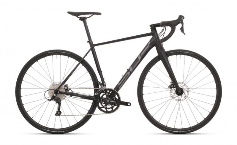 Superior X-Road Comp férfi gravel kerékpár - matt fekete - 56 cm (2020)