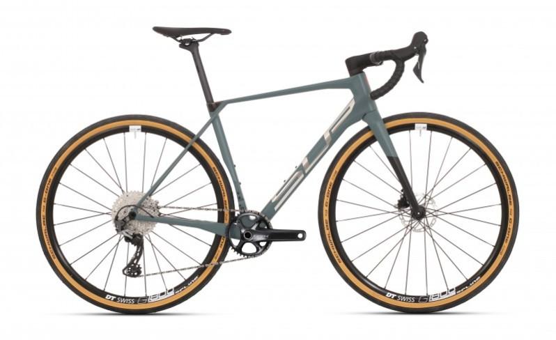 Superior X-Road Team Comp férfi gravel kerékpár - matt zöld - 56 cm (2020)