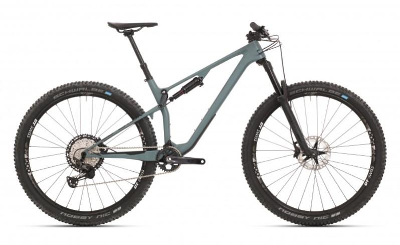 "Superior XF 999 TR AM férfi 29"" trail kerékpár - matt zöld - 21 (2020)"