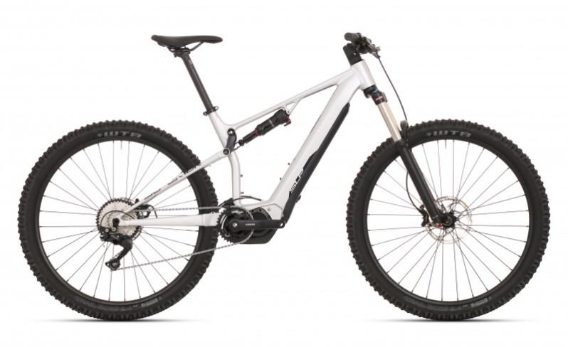 """Superior eXF 8069 férfi 29"""" trail pedelec kerékpár - matt ezüst - 15.5 (2020)"""