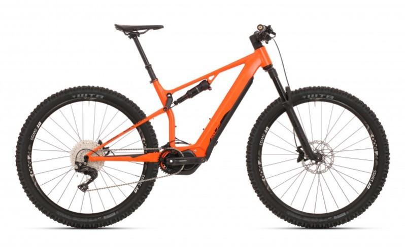 """Superior eXF 9039 férfi 29"""" trail pedelec kerékpár - matt narancs - 21 (2020)"""