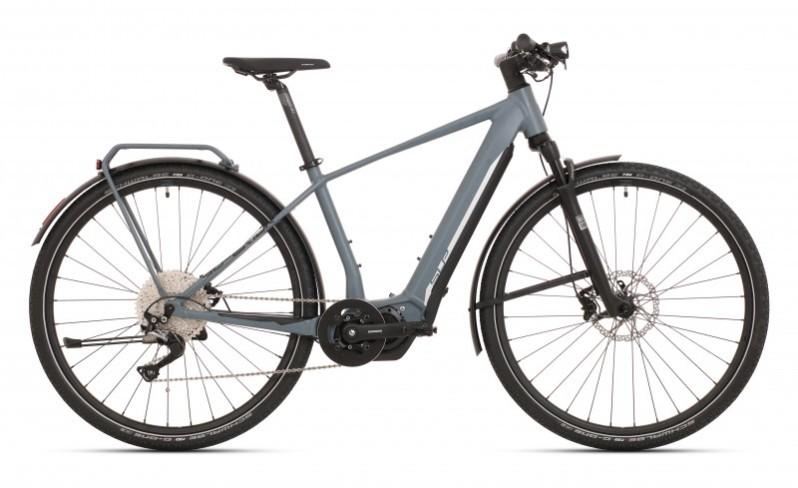Superior eXR 6090 Touring férfi pedelec cross kerékpár - szürke - 17 (2020)