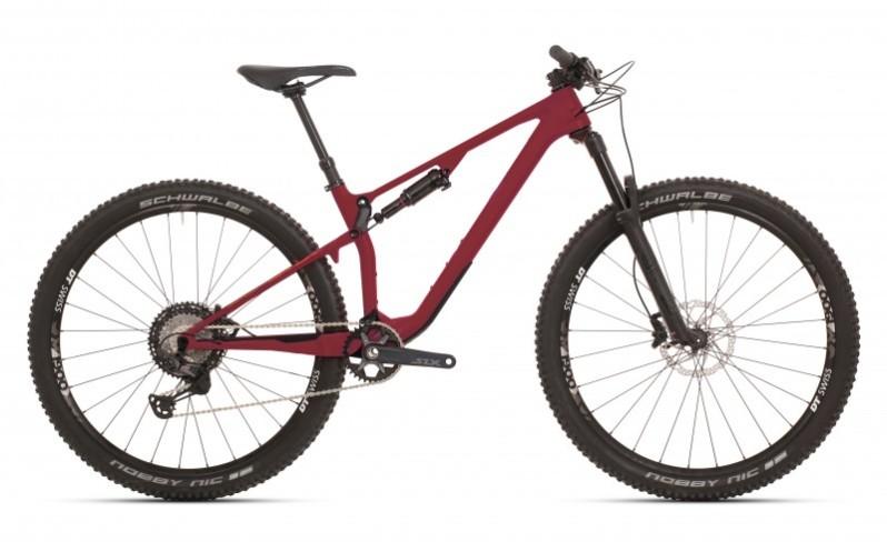 """Superior Modo XF 979 TR AM női 29"""" trail kerékpár - bordó - 17.5 (2020)"""