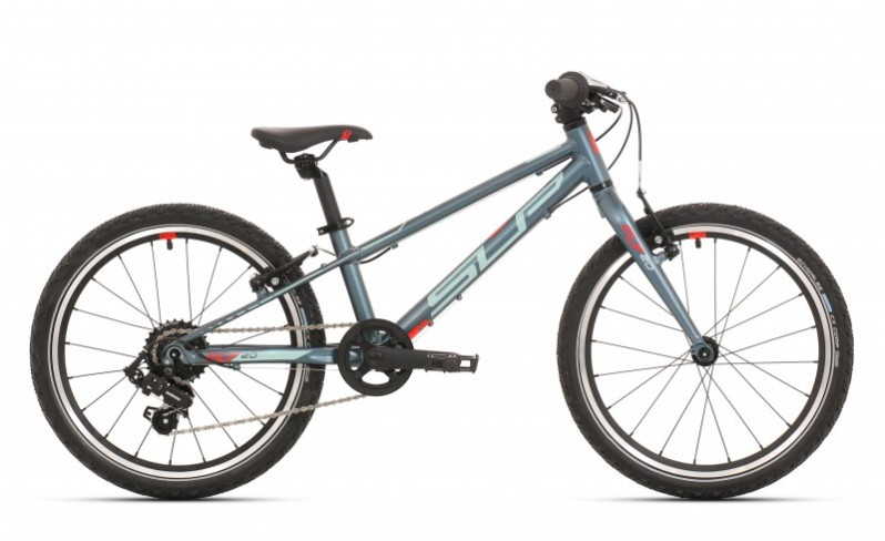 """Superior F.L.Y. 20 gyermek 20"""" kerékpár - szürke - 9 (2020)"""