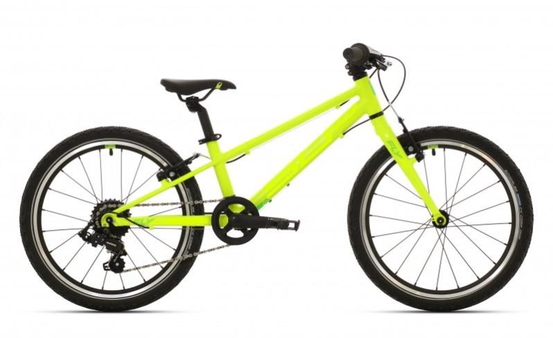 """Superior F.L.Y. 20 gyermek 20"""" kerékpár - zöld/sárga - 9 (2020)"""