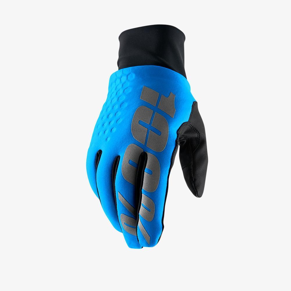 100% HYDROMATIC Brisker kesztyű - kék - M