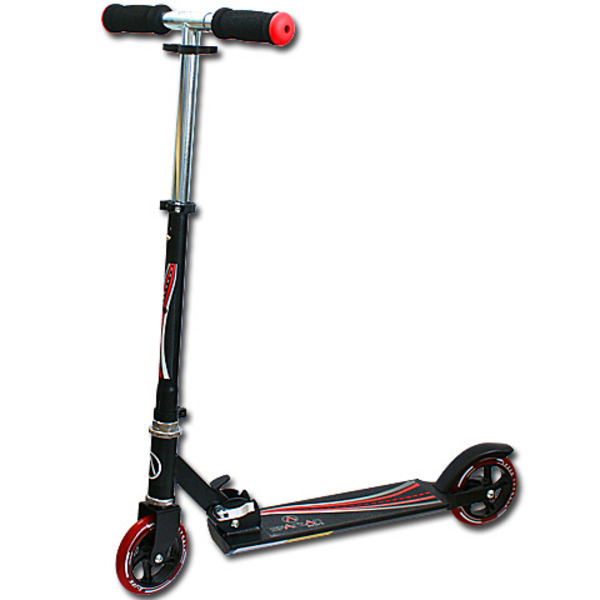 Spartan Roller 204 - fekete