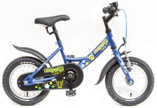 Csepel Drift 12 gyermek kerékpár - kék (2020)