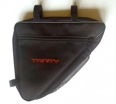 Trinity XL váztáska - fekete - 2l
