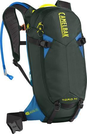 Camelbak T.O.R.O. PROTECTOR 14 hátizsák - erdőzöld