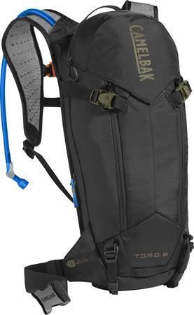 Camelbak T.O.R.O. PROTECTOR 8 hátizsák - fekete/oliva