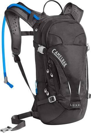 CAMELBAK LUXE hátizsák - fekete