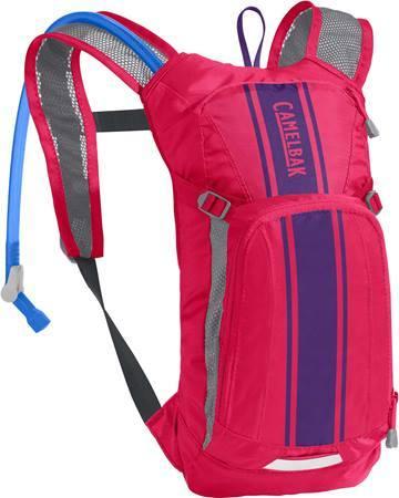 Camelbak MINI M.U.L.E. 50 gyerek hátizsák - pink/lila
