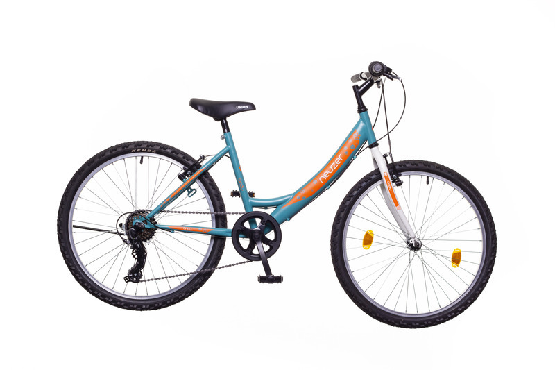 Neuzer Cindy 24 6S gyermek kerékpár - türkiz/fehér-sárga