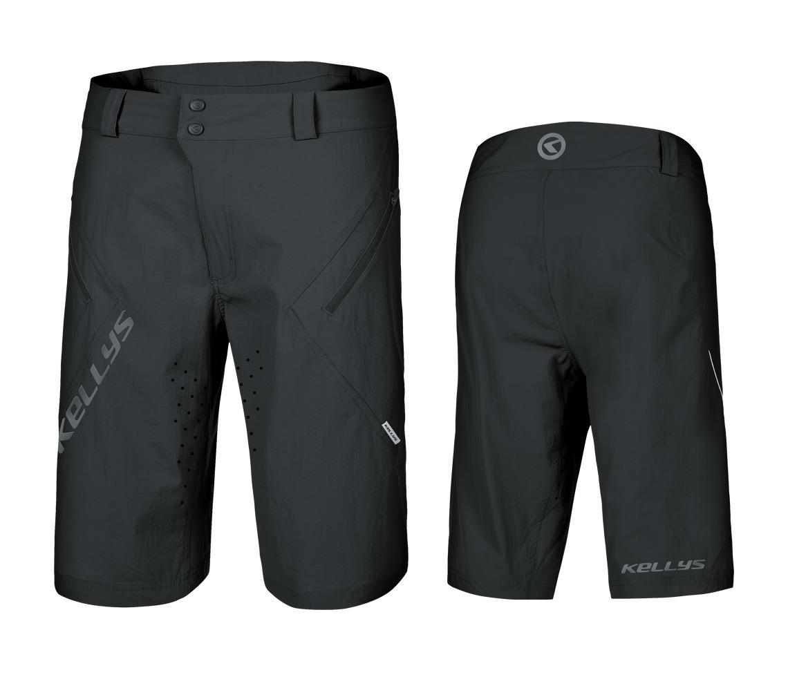 Kellys Stoke férfi Enduro/MTB rövidnadrág - fekete - M