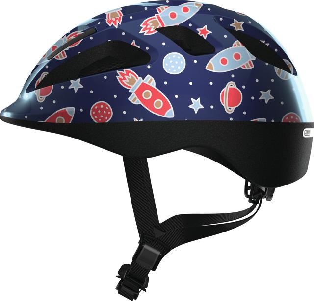 ABUS Smooty 2.0 gyermek sisak - űrhajós (50-55 cm)