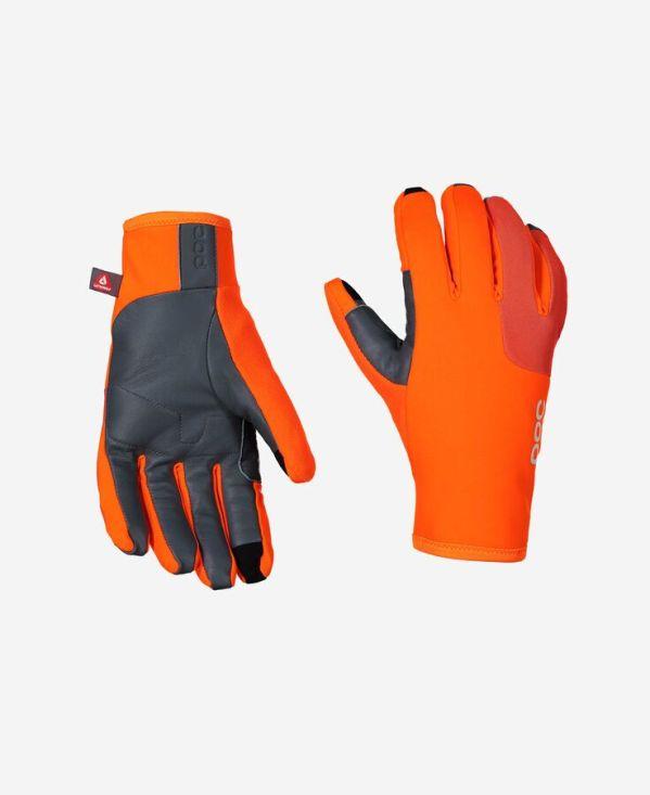 POC Thermal kesztyű - narancs - L
