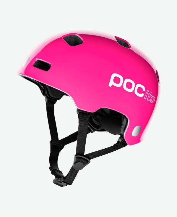 POC POCito sisak - pink (51-54 cm)