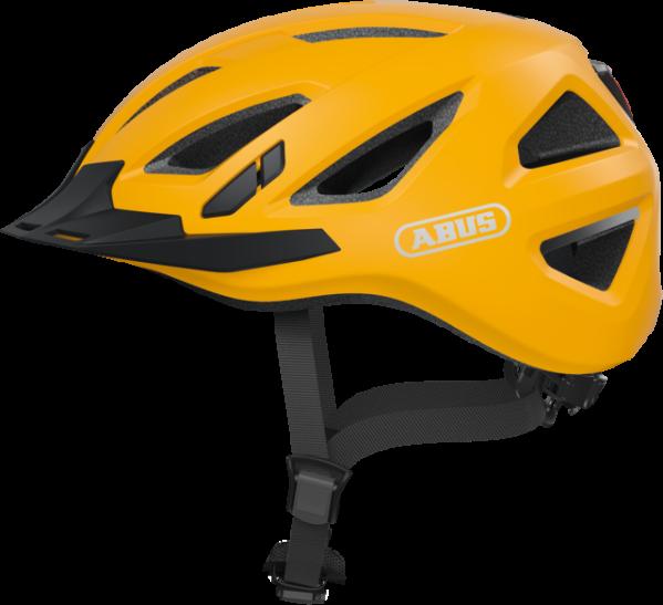 ABUS Urban-I 3.0 sisak - sárga - M