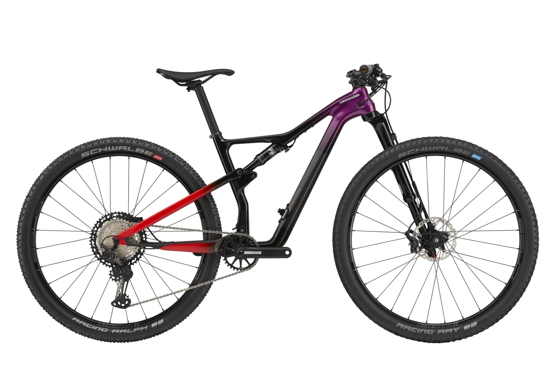 "Cannondale Scalpel Carbon 2 női 29"" Trail kerékpár - L (2021)"