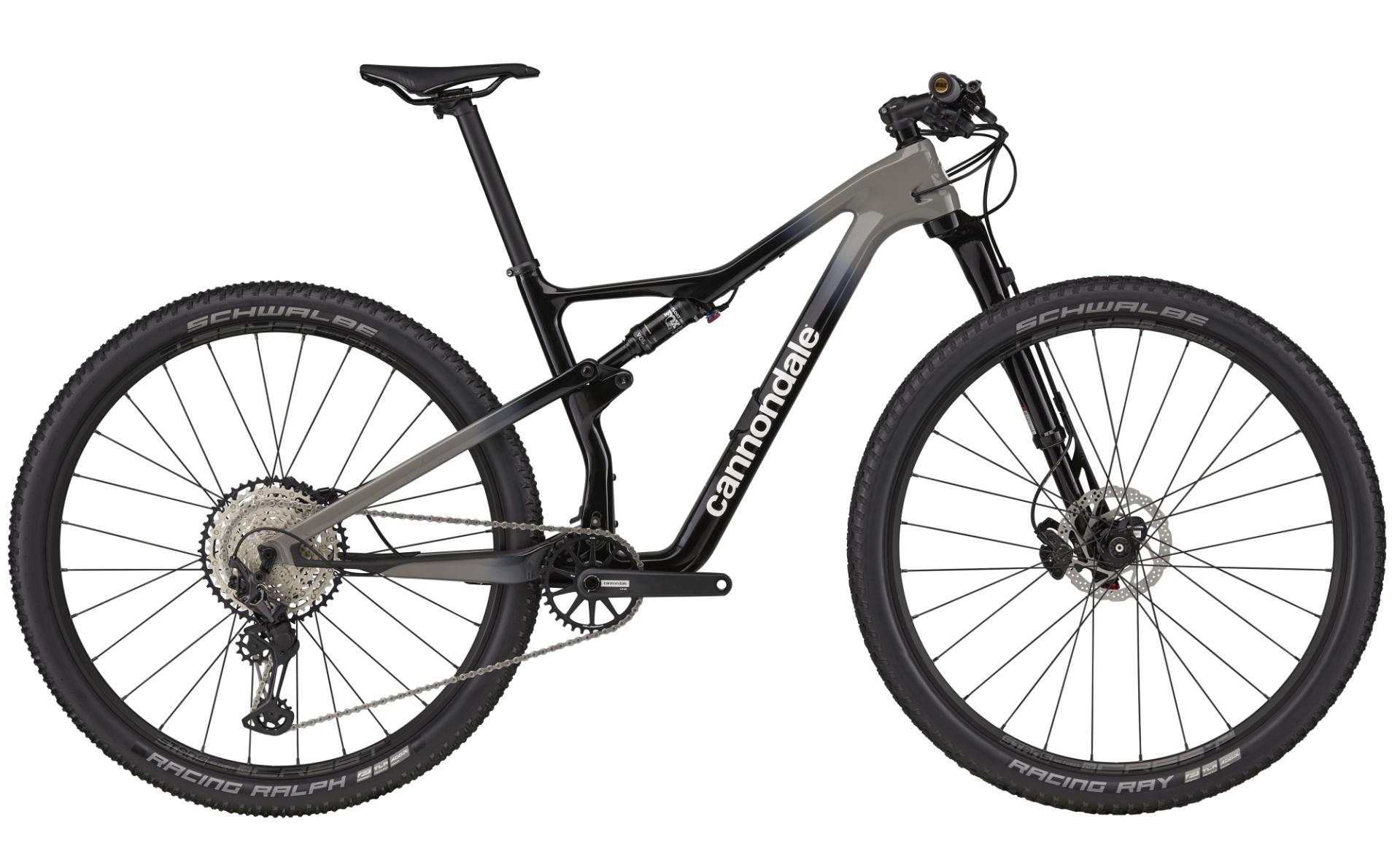 """Cannondale Scalpel Carbon 3 férfi 29"""" Trail kerékpár - fekete - XL (2021)"""