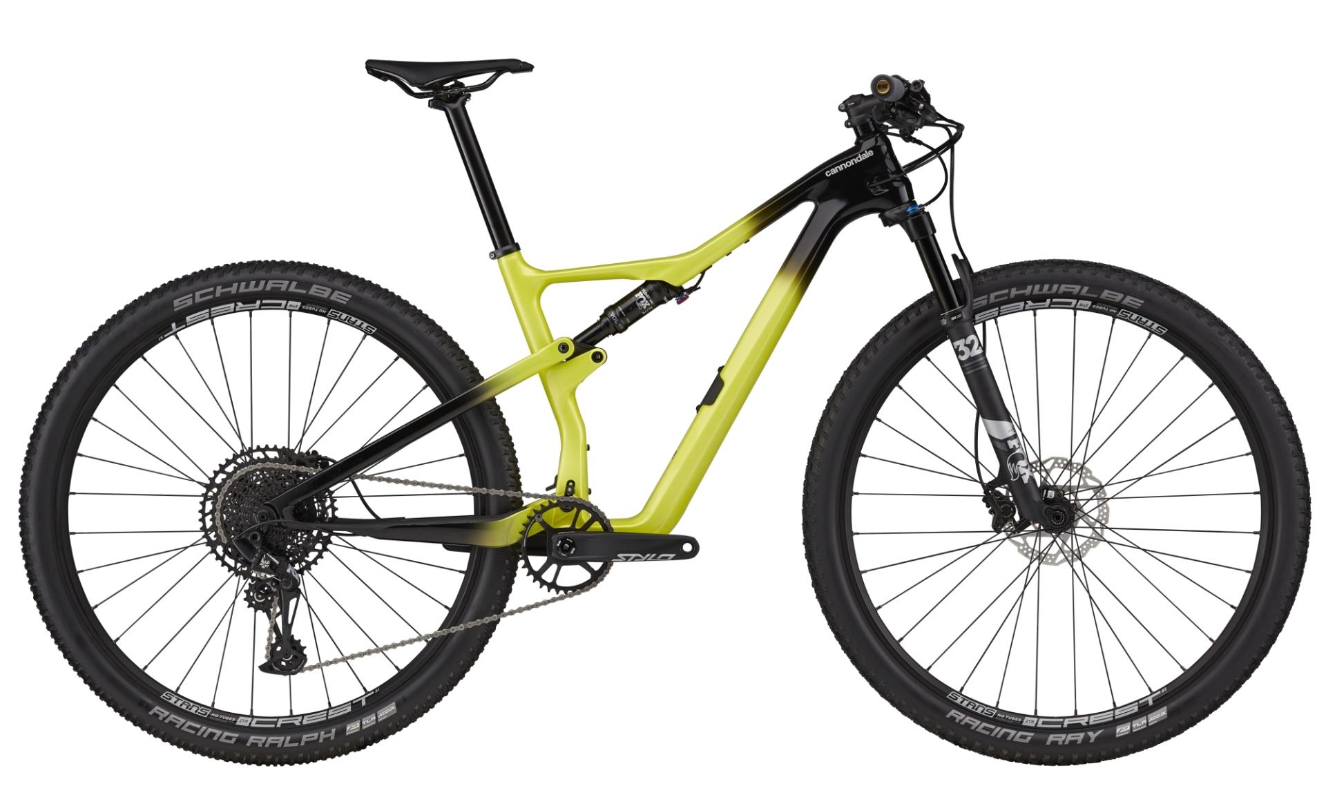 "Cannondale Scalpel Carbon 4 férfi 29"" Trail kerékpár - L (2021)"