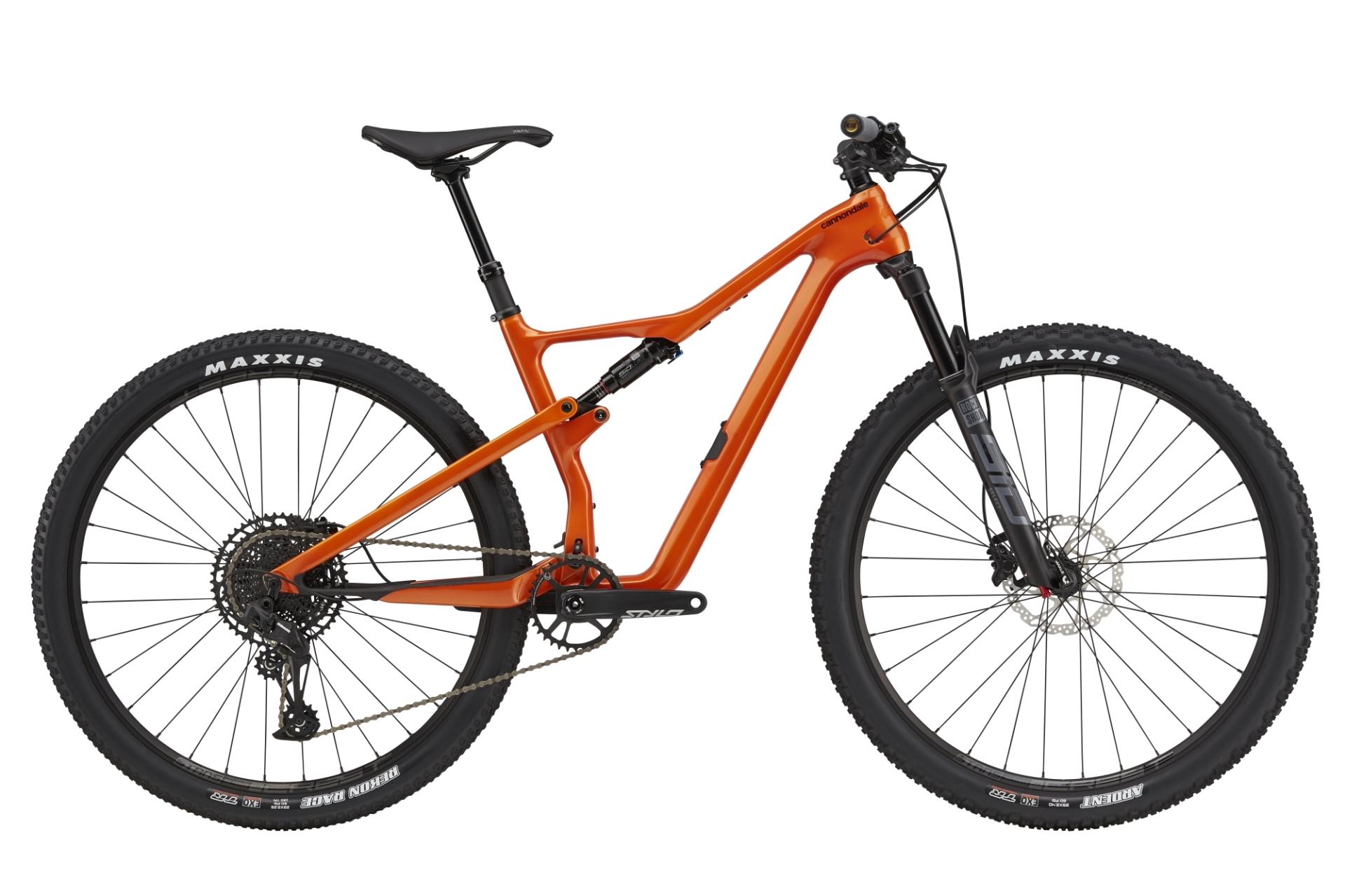 """Cannondale Scalpel Carbon SE 2 férfi 29"""" Trail kerékpár - L (2021)"""