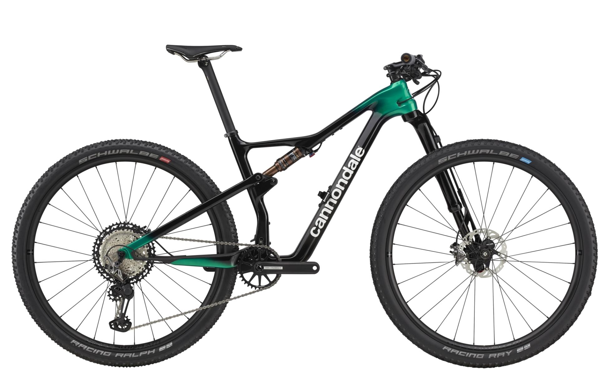 """Cannondale Scalpel Hi-MOD 1 férfi 29"""" Trail kerékpár - XL (2021)"""