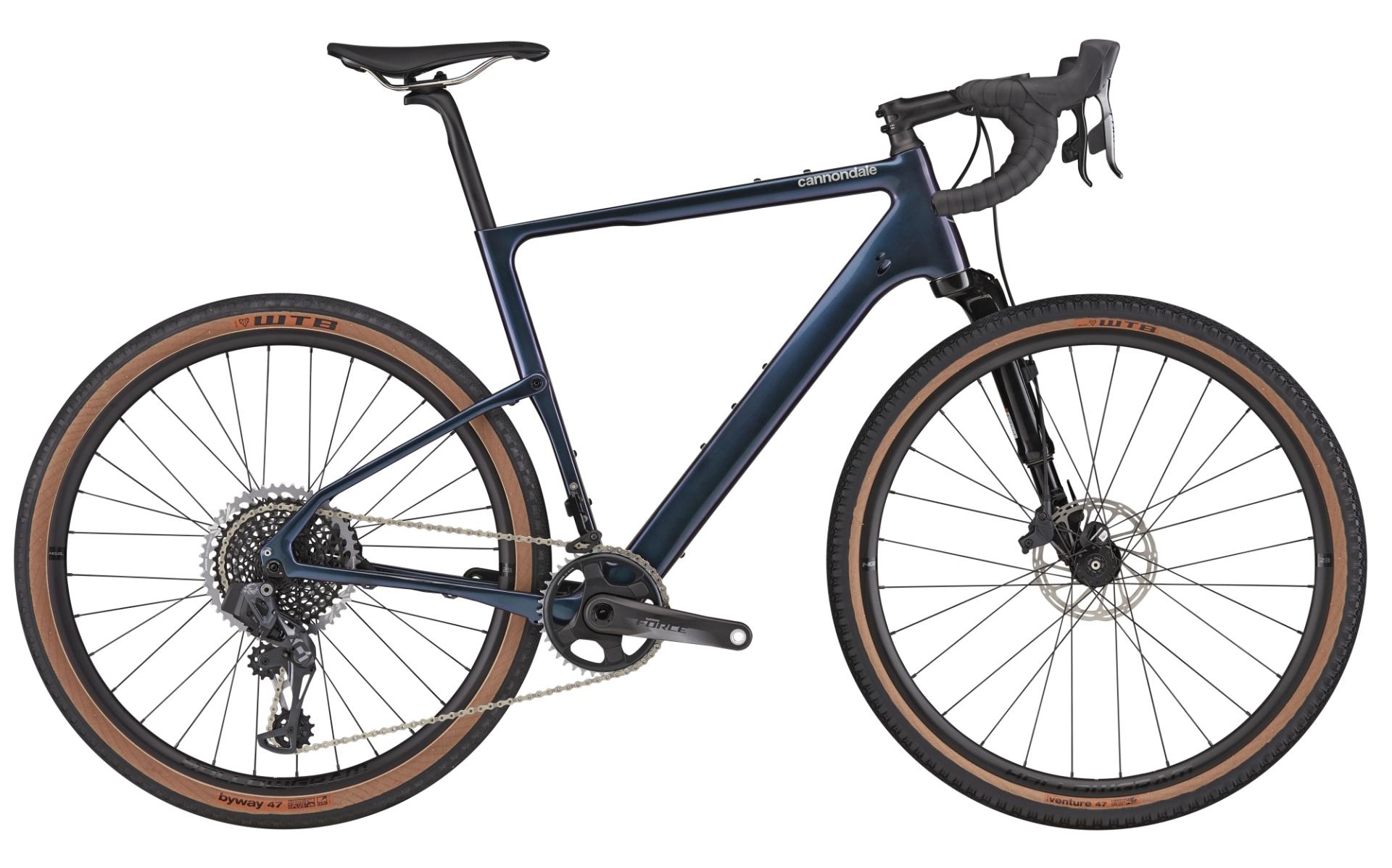Cannondale Topstone Carbon Lefty 1 gravel kerékpár - M (2021)
