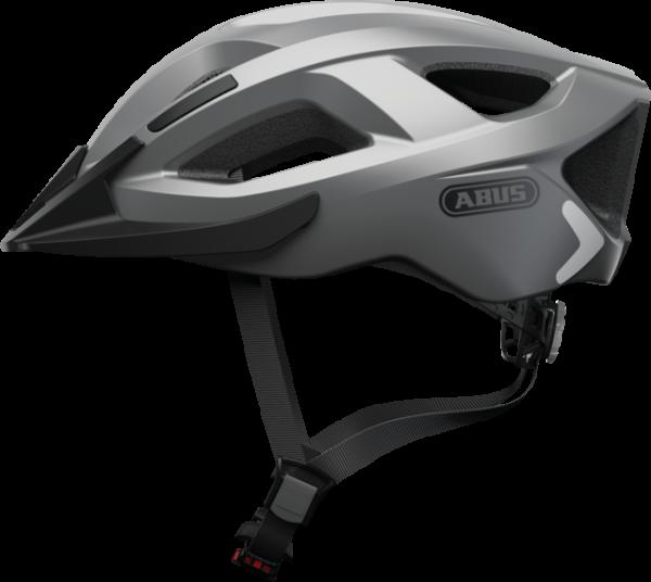 ABUS Aduro 2.0 sisak - ezüst - S