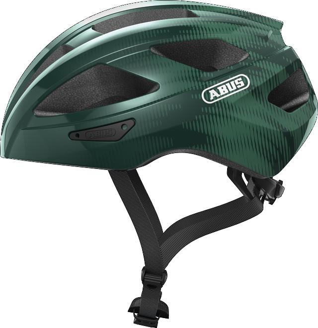 ABUS Macator sisak - opál zöld - L
